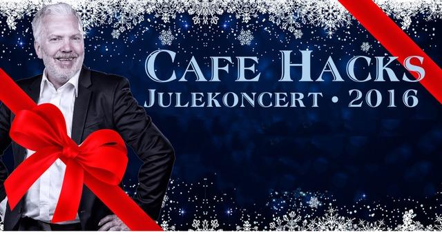 Cafe Hack Julekoncert