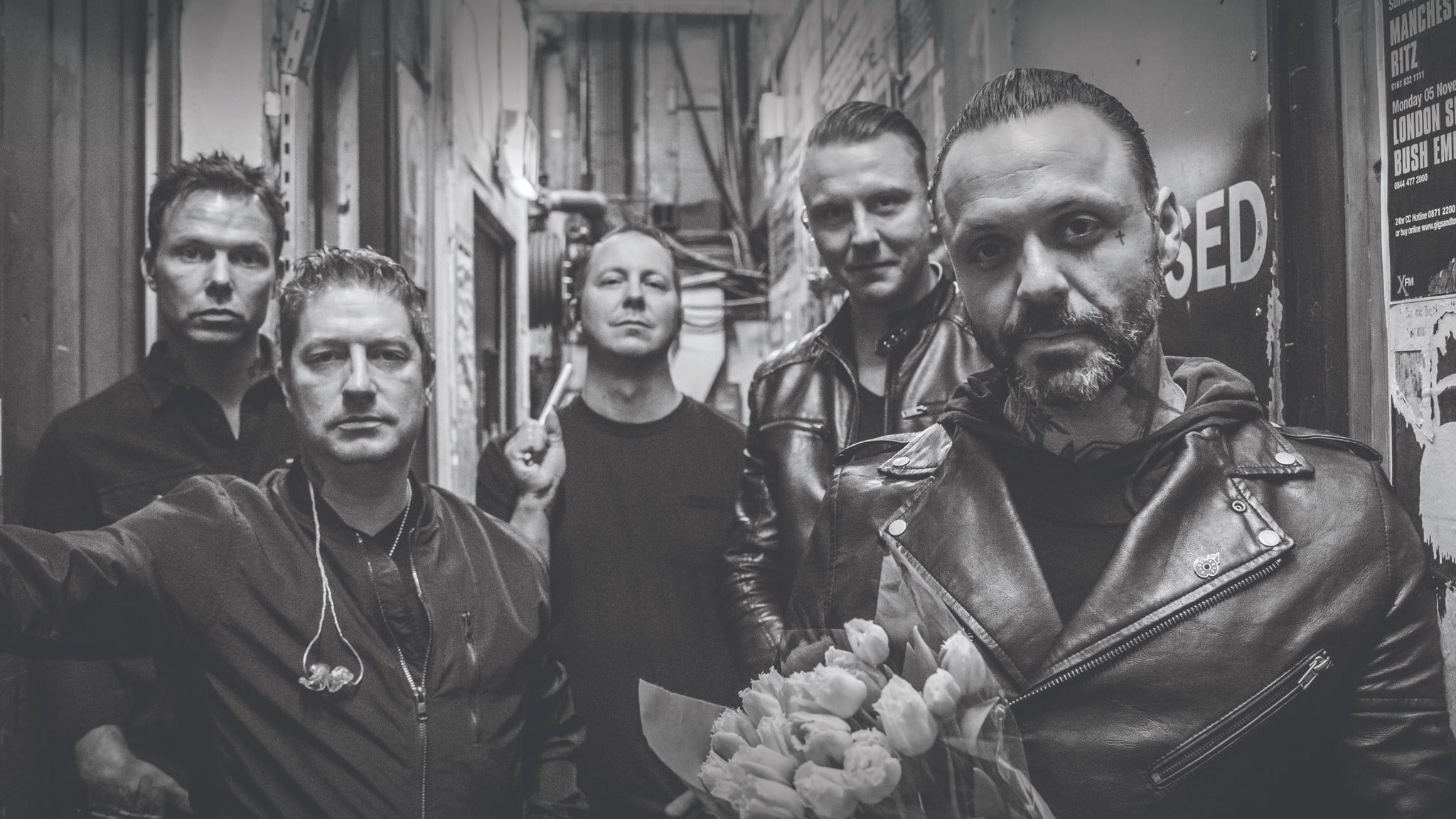 Blue October at The Machine Shop - MI