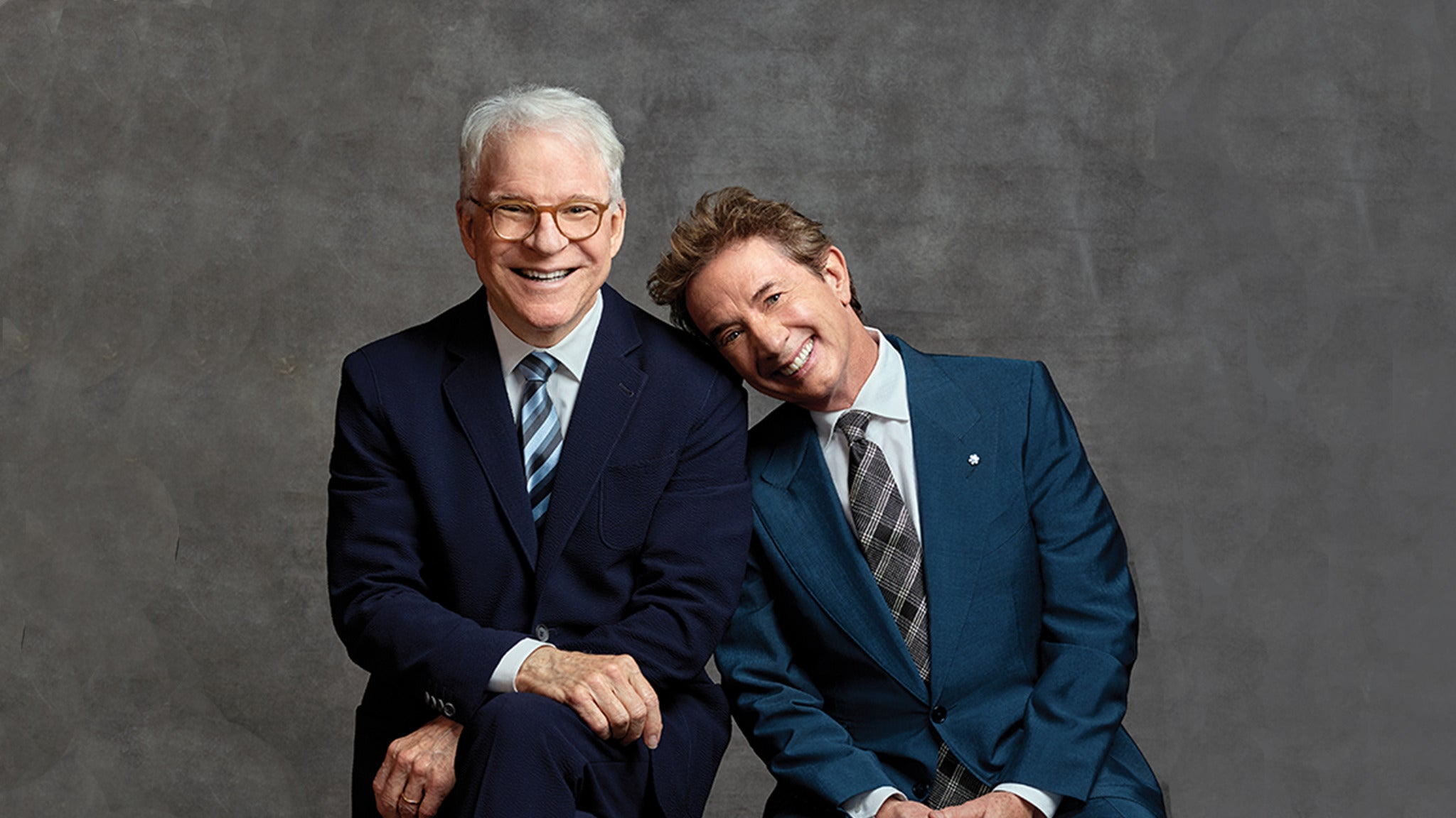 Steve Martin w/ Martin Short at Palace Theatre Stamford