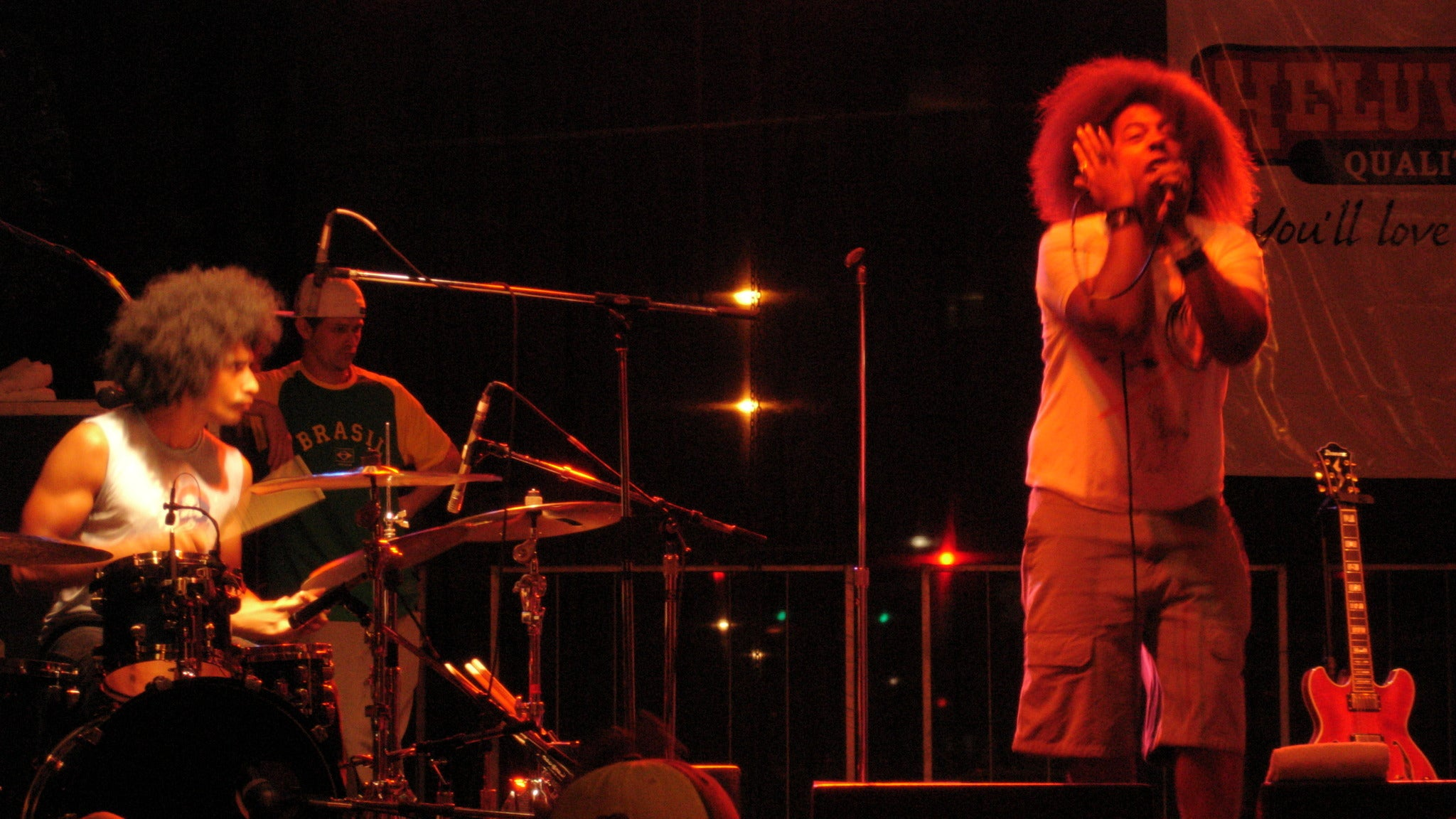 Fiyawerx Productions Presents: Soulive with The Shady Horns