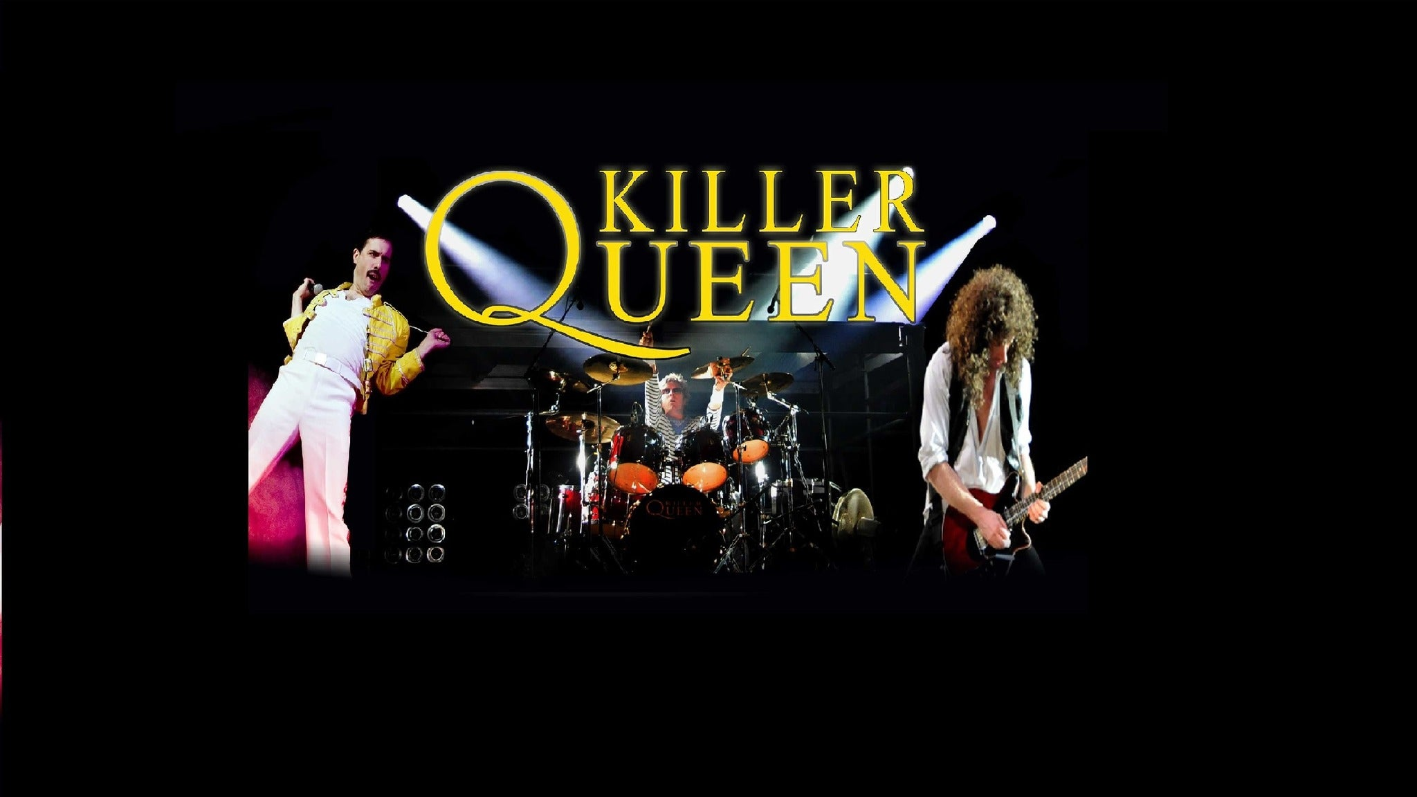 Killer Queen at Star Plaza Theatre