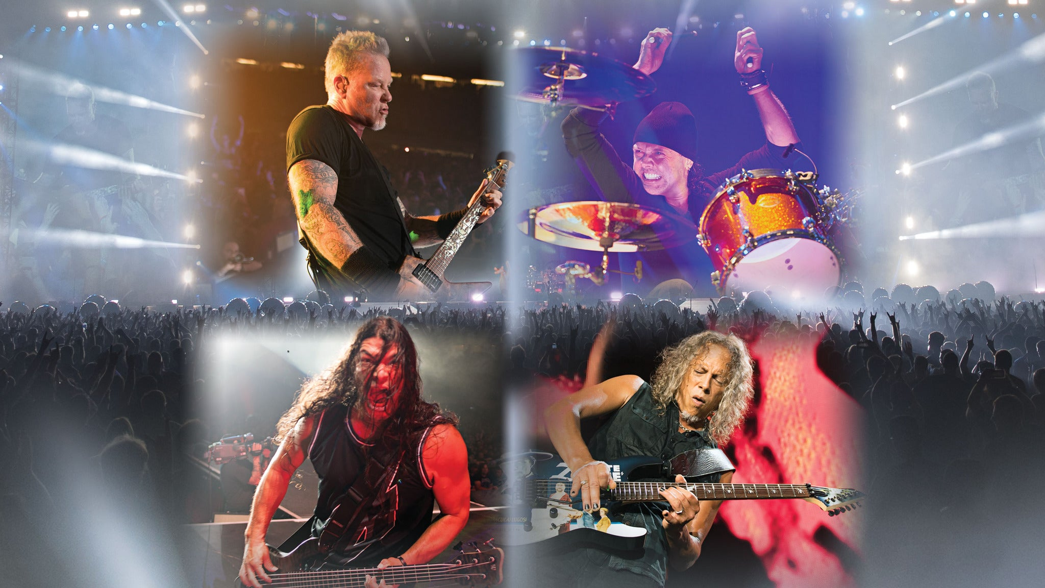 Metallica - WorldWired Tour 2017 at Soldier Field