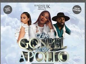 Live Gospel At The Apollo, 2021-12-19, Лондон