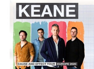 KEANE: Cause and effect tour, 2020-01-27, Мадрид