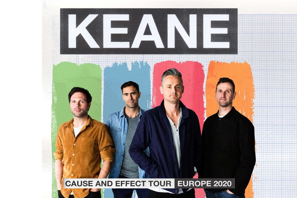 KEANE: Cause and effect tour