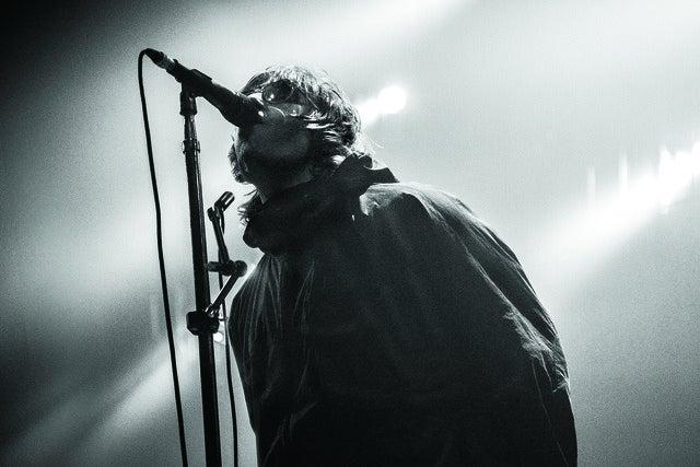 Liam Gallagher Seating Plan Etihad Stadium Manchester