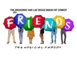 Vegas Boardwalk Live: Friends! The Musical Parody