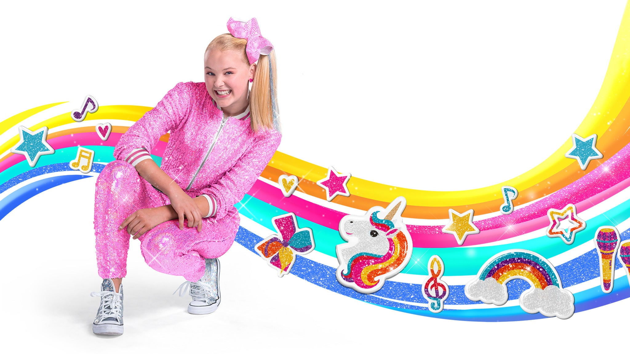JoJo Siwa at Target Center