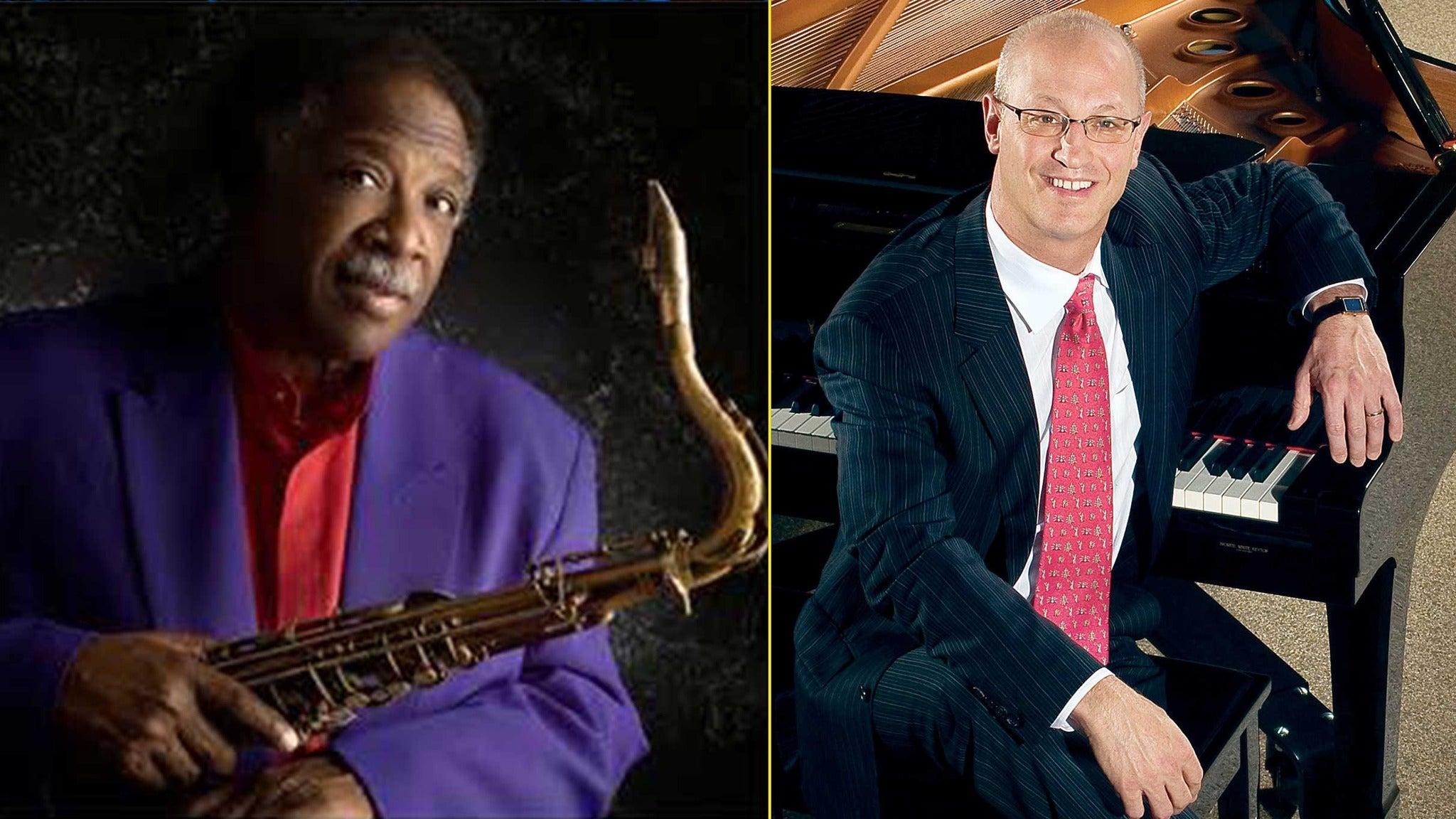Gold Coast Jazz: Houston Person & Shelly Berg Trio - Ft Lauderdale, FL 33312