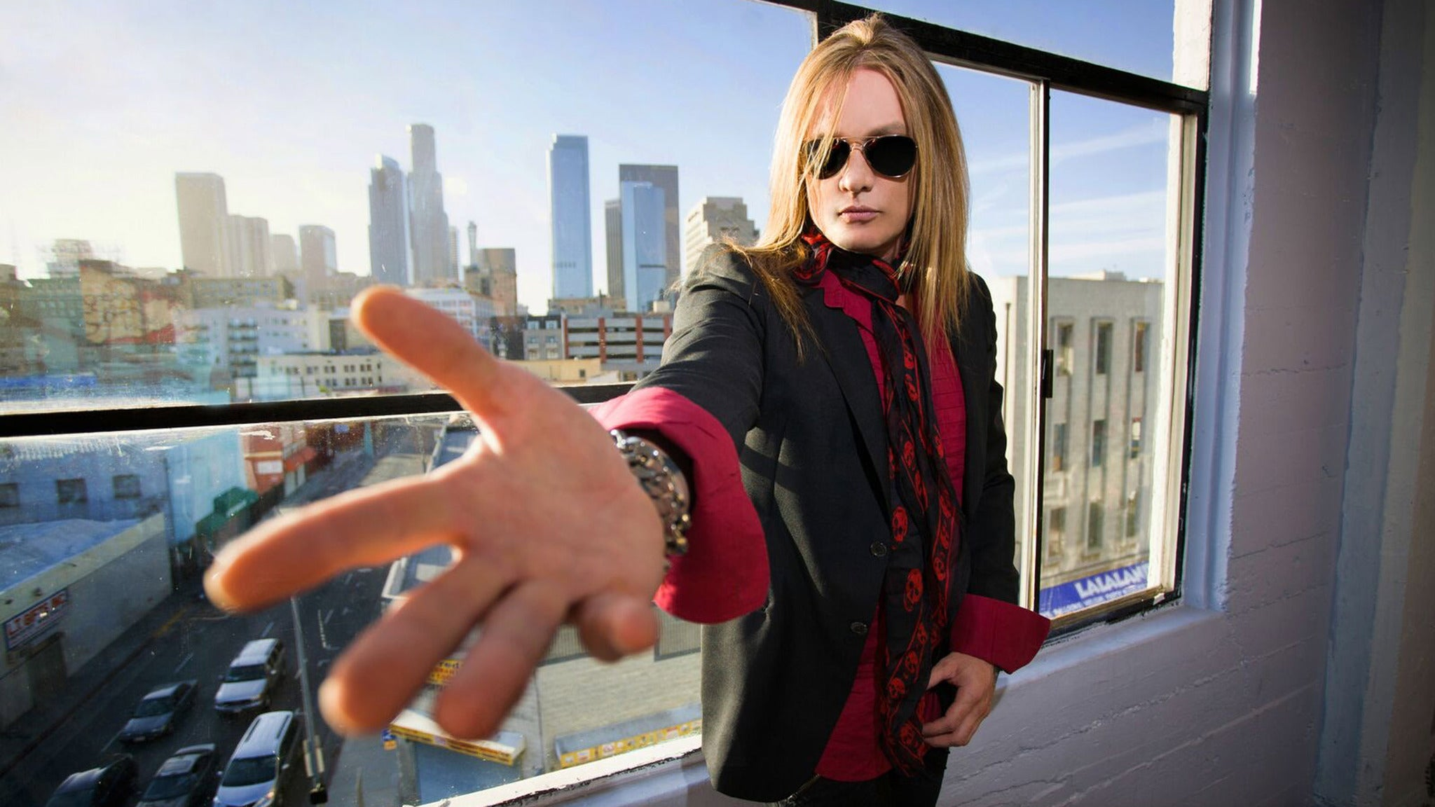 Sebastian Bach at Mesa Theatre & Club