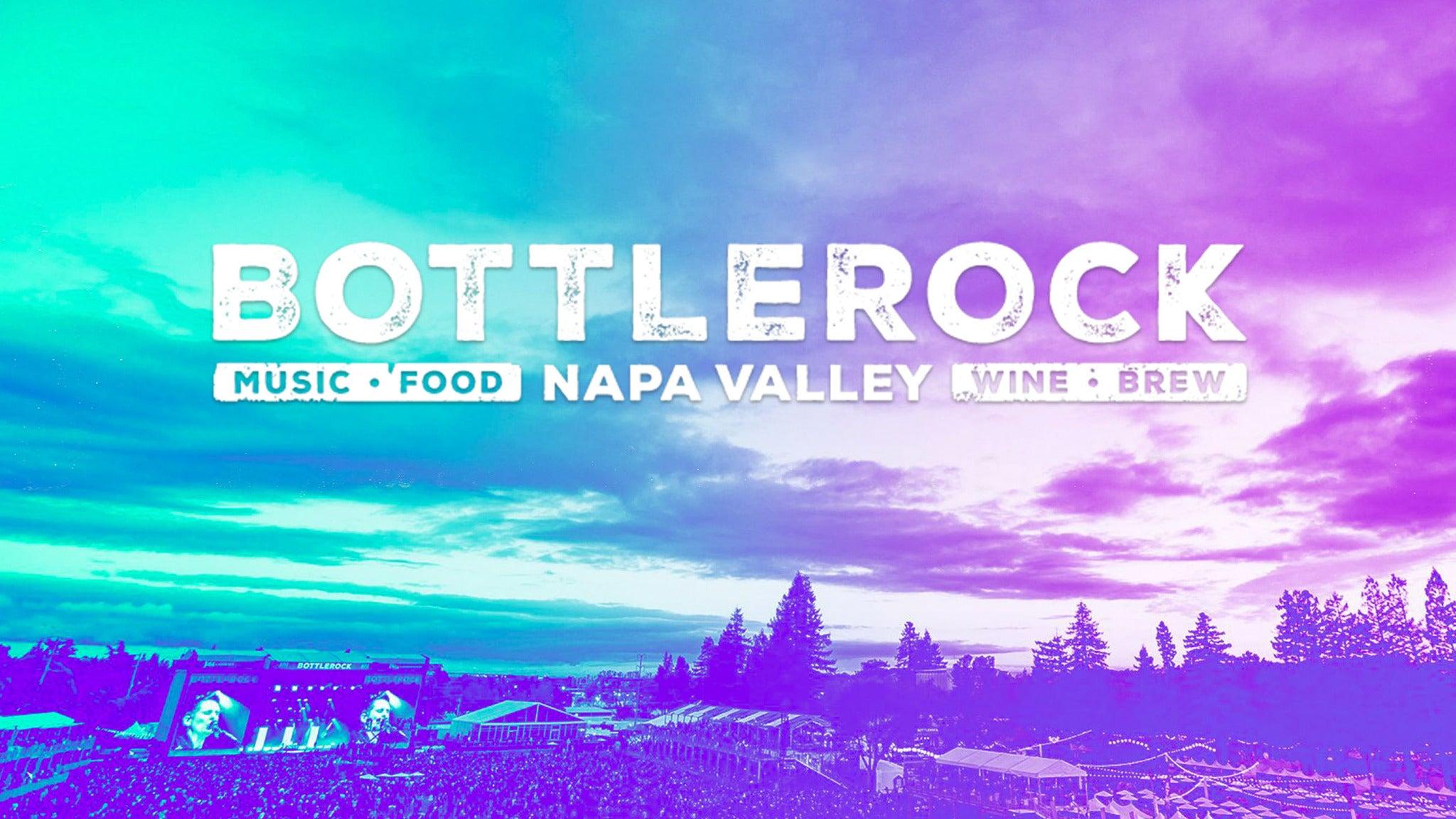 BottleRock Napa Valley at Napa Valley Expo