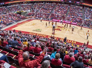ISU Cyclones Volleyball v. Oklahoma