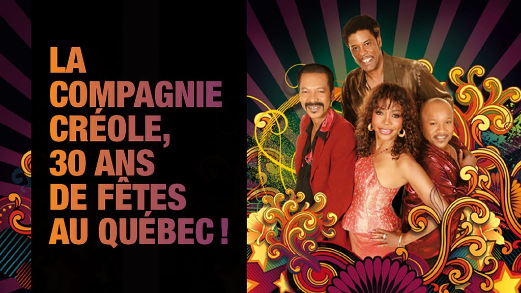 Hotels near La Compagnie Creole Events