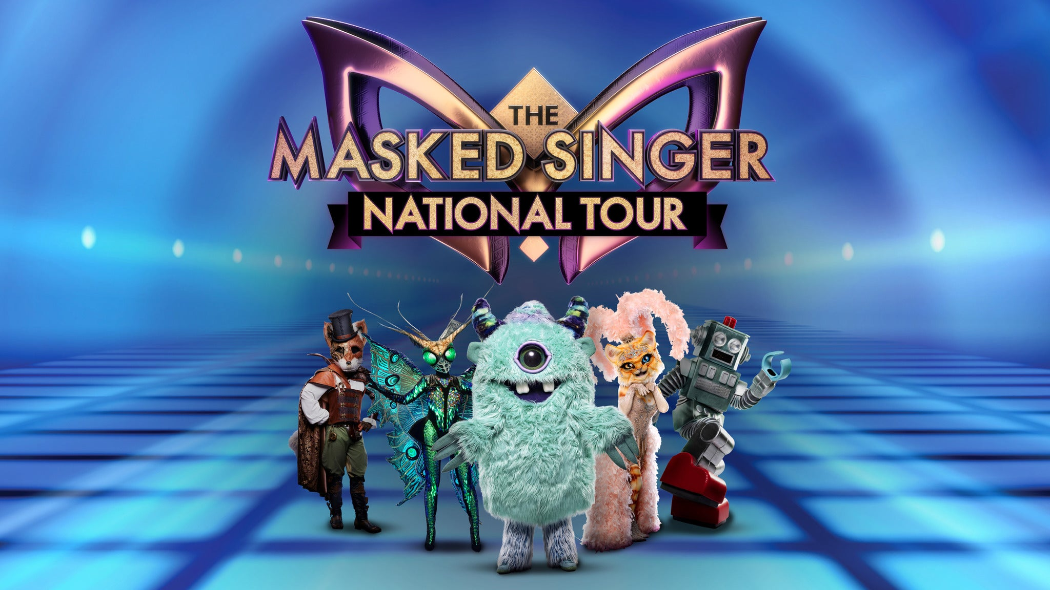 The Masked Singer National Tour at Benedum Center