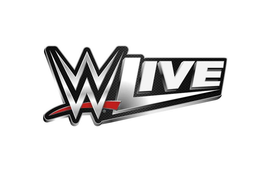 WWE Live SSE Arena Wembley Seating Plan
