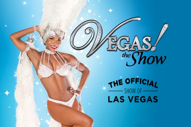 Vegas! the Show | Las Vegas, NV | Planet Hollywood-Saxe Theater | December 9, 2017