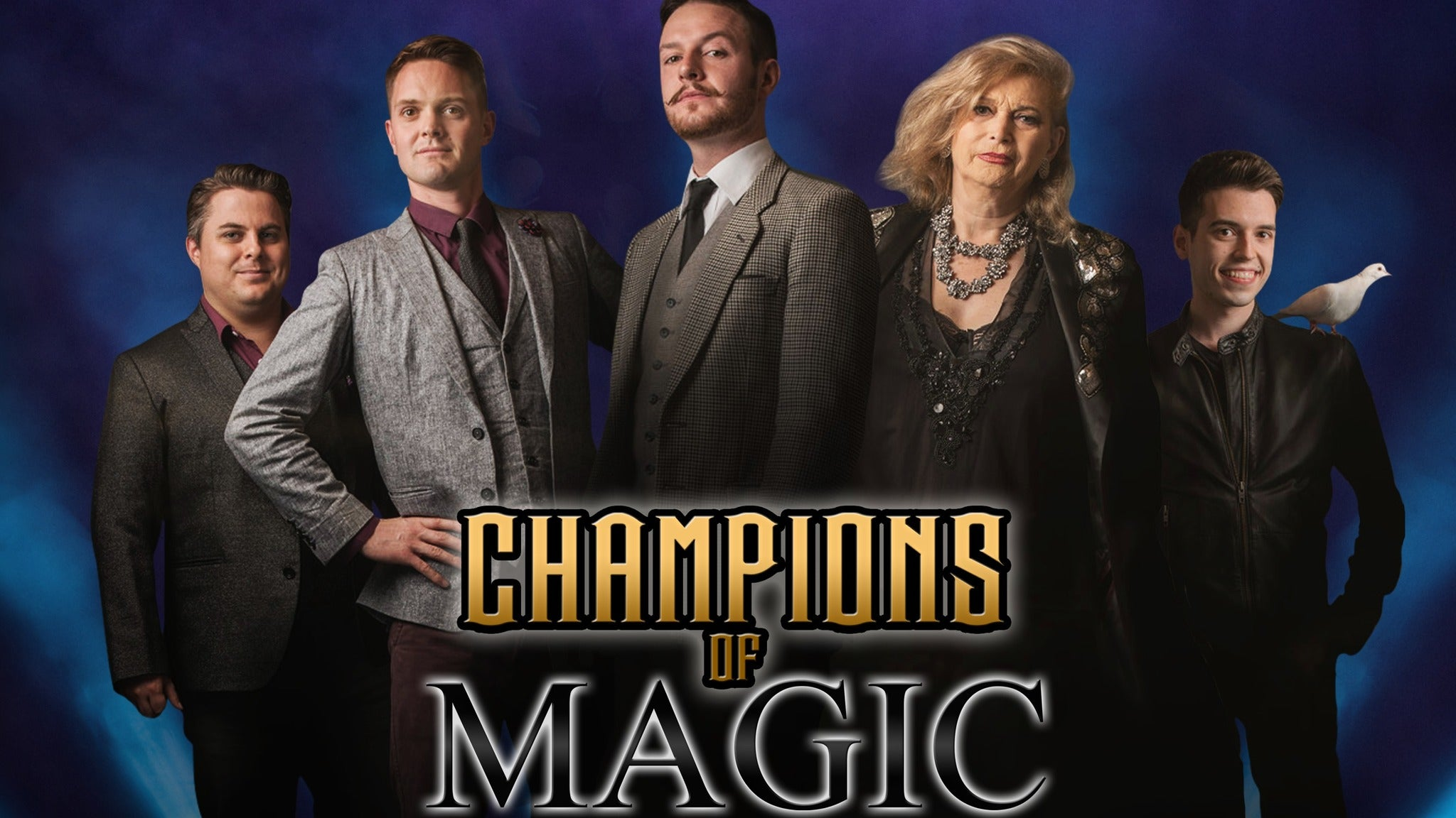 Civic Arts Plaza presents CHAMPIONS OF MAGIC