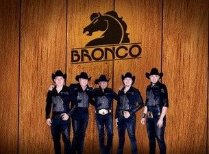 Bienvenida la vida BRONCO USA TOUR 2021