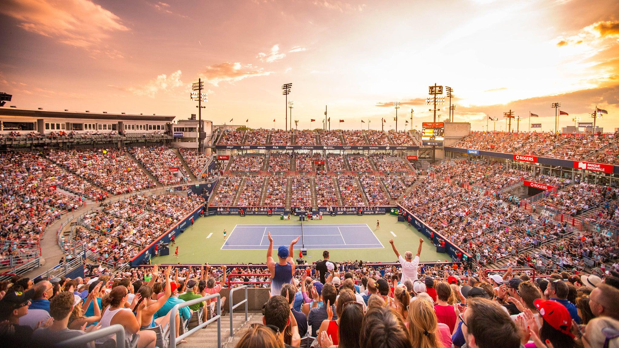 Rogers Cup – WTA Women's Tennis