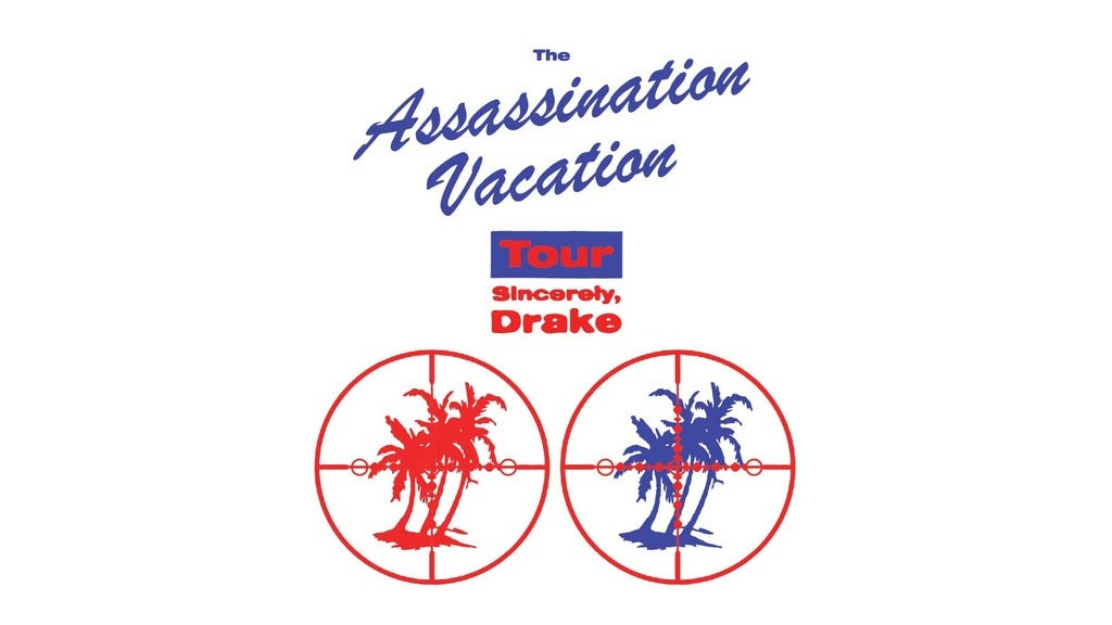 Drake: the Assassination Vacation Tour Manchester Arena Seating Plan