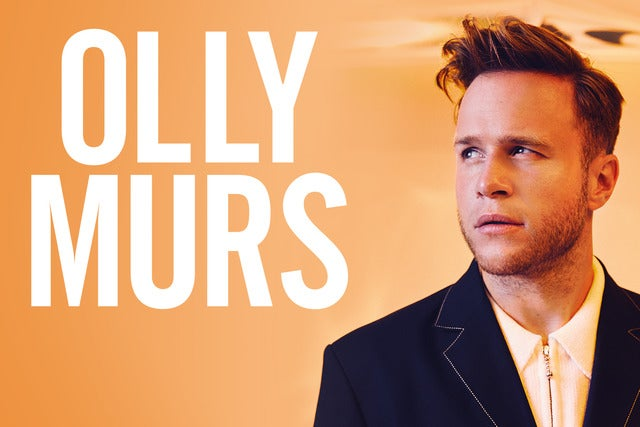 Olly Murs - Official Platinum Tickets