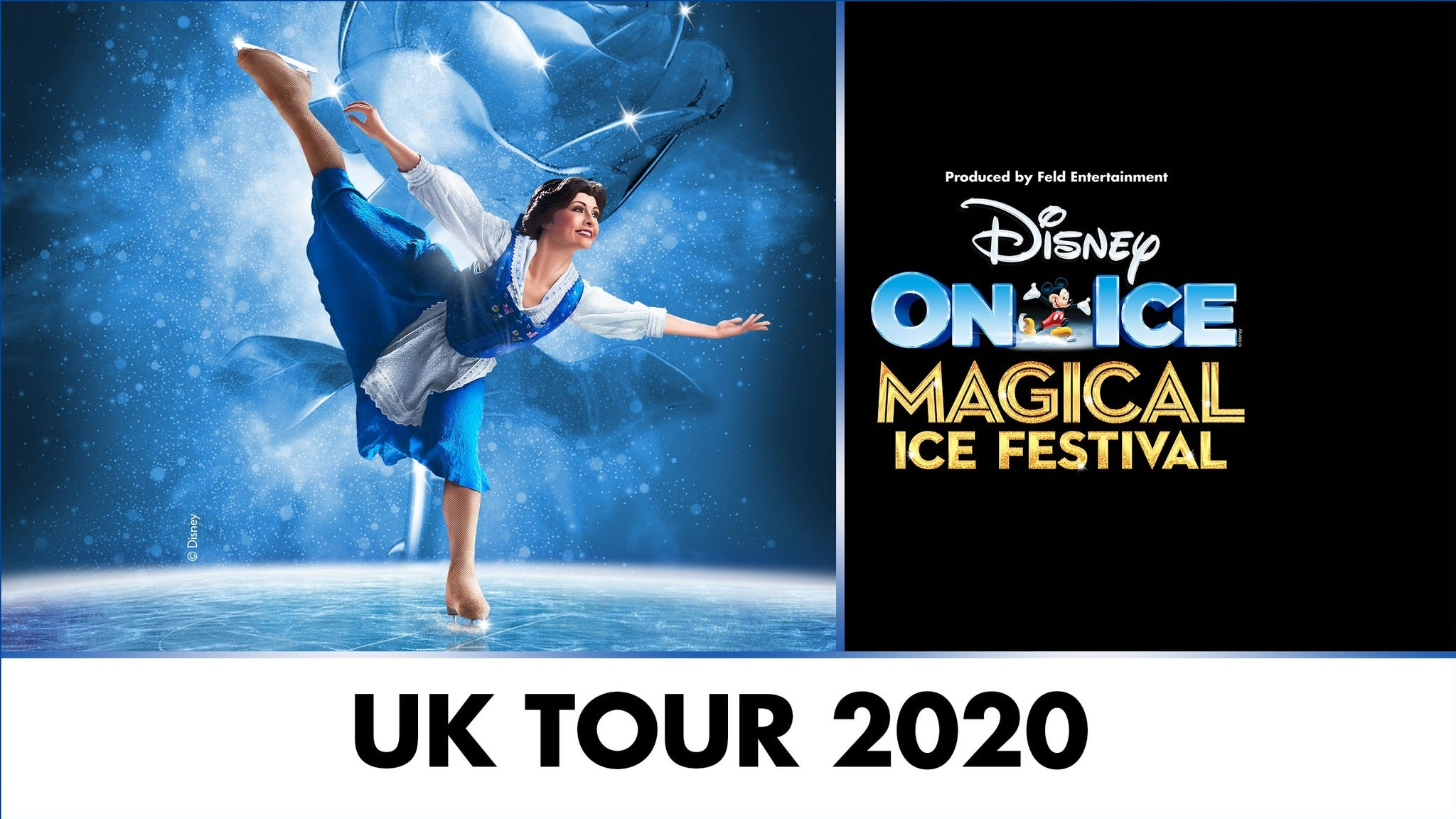 Disney on Ice Presents Magical Ice Festival Event Title Pic