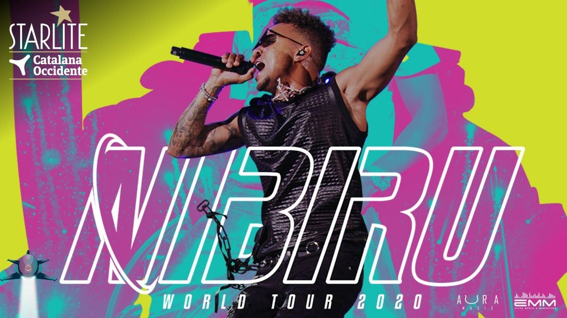 Ozuna - Nibiru World Tour