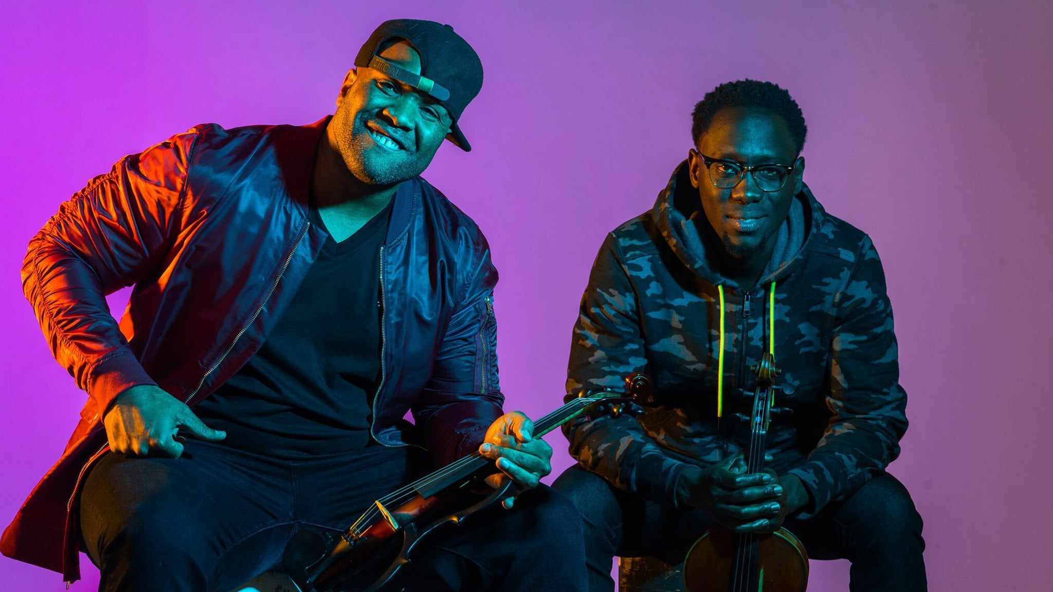 Black Violin at College Street Music Hall