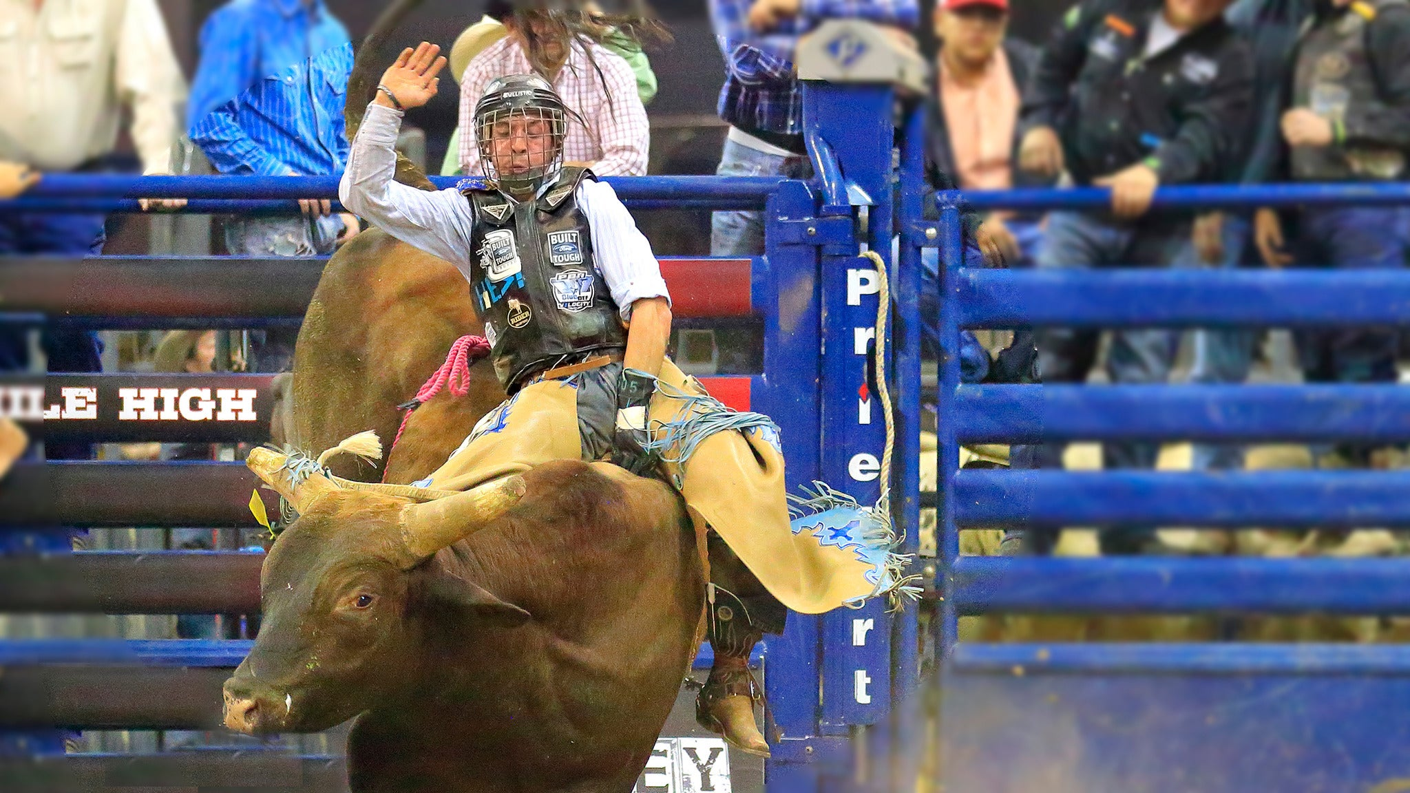 Mile High PBR at Findlay Toyota Center