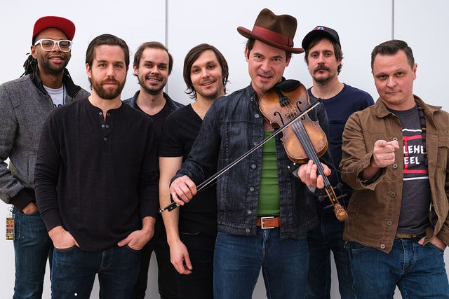 Old Crow Medicine Show-Raise A Ruckus 2020 Tour