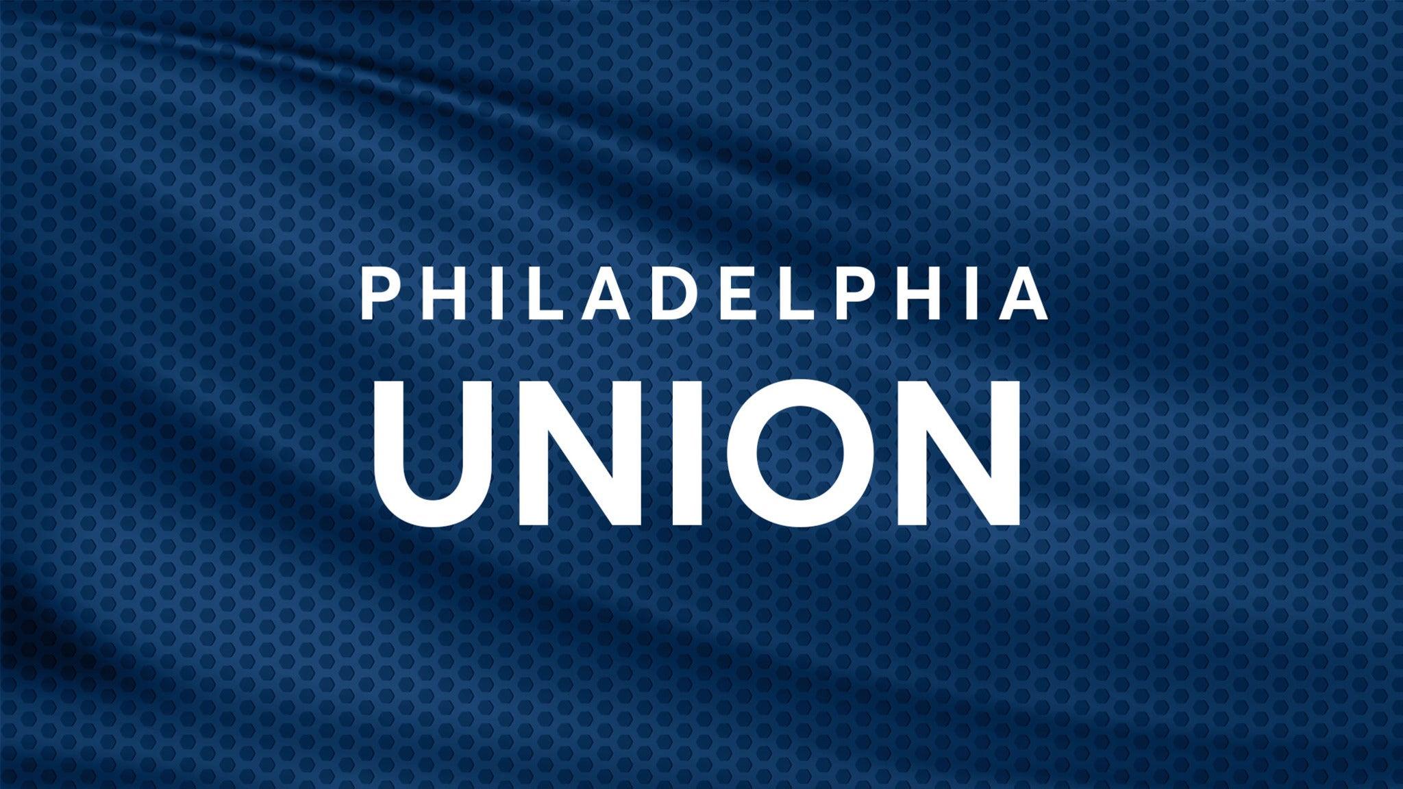 Philadelphia Union vs. Toronto FC