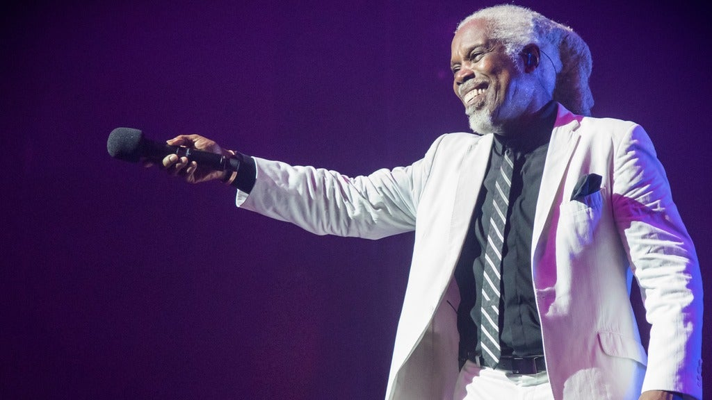 Billy Ocean - Platinum Sheffield City Hall and Memorial Hall Seating Plan