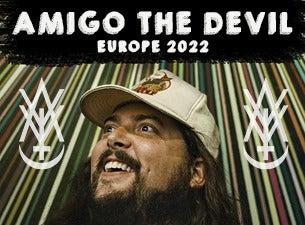 Amigo The Devil, 2022-03-07, Стокгольм