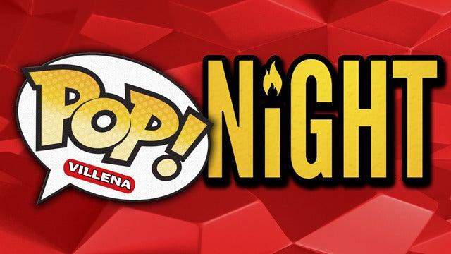Villena Pop Night