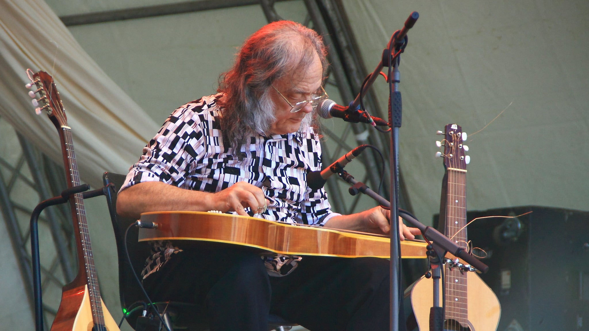 David Lindley at Kirkland Performance Center