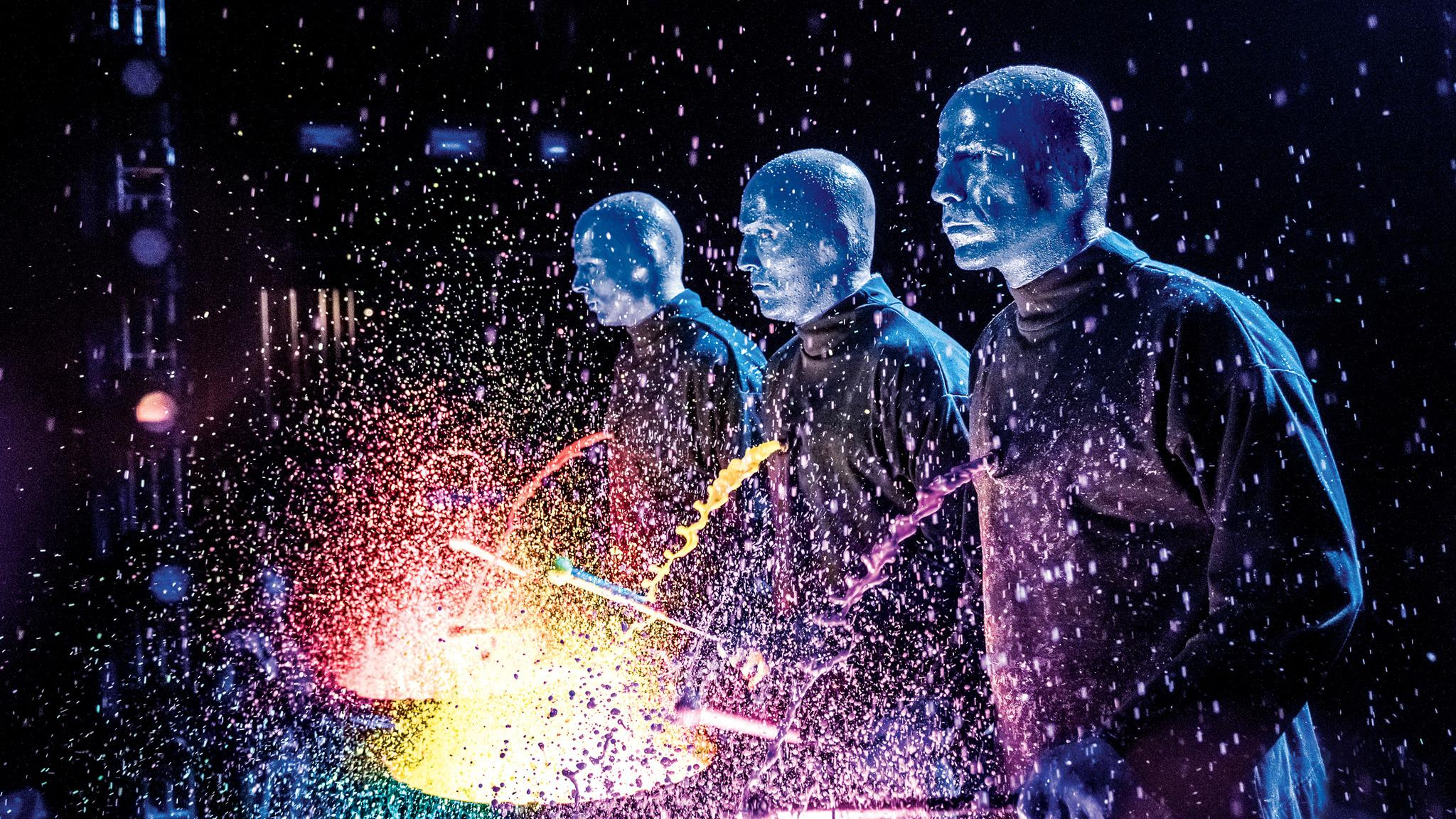Blue Man Group Las Vegas at Xfinity Center