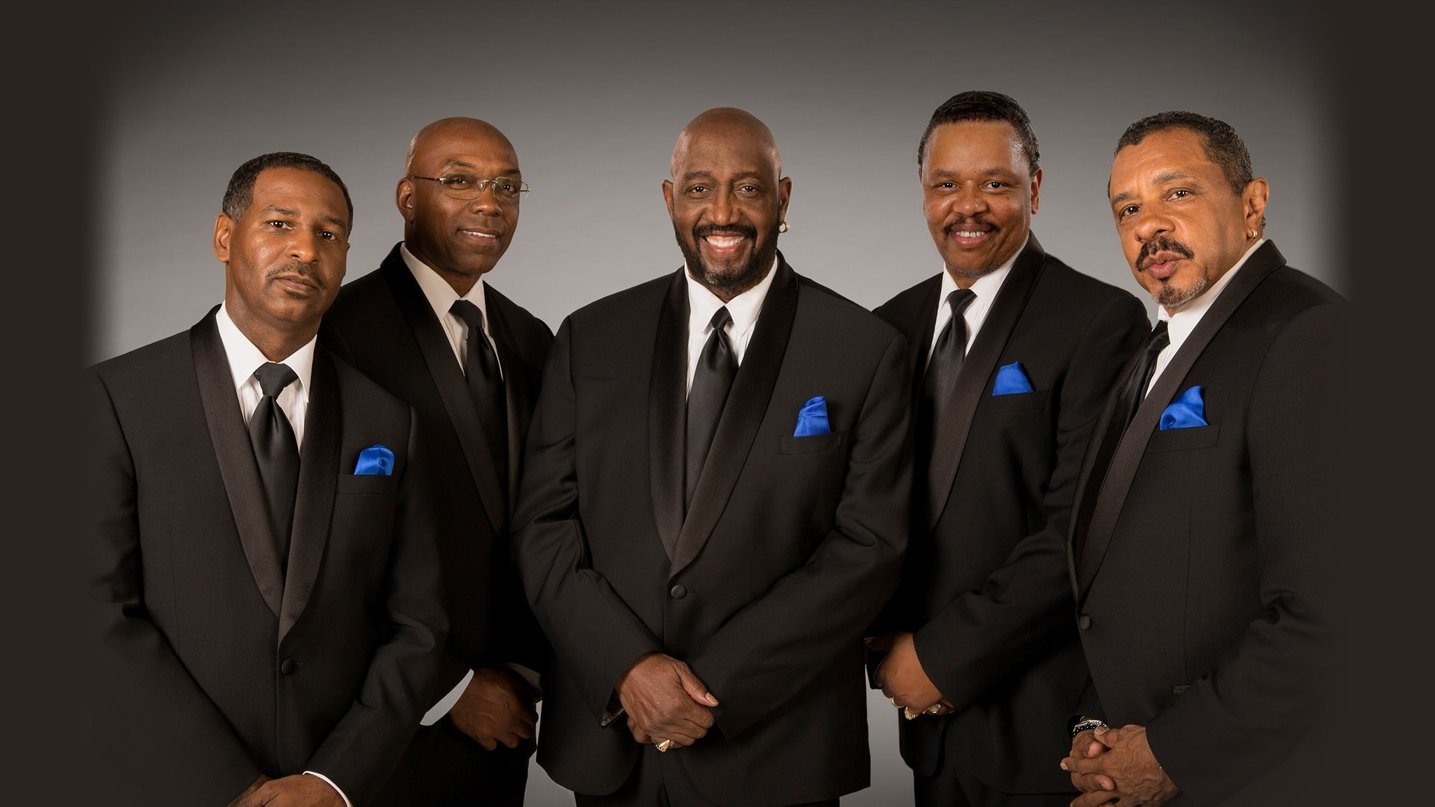 Temptations w/ Four Tops at Luhrs Center