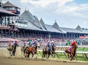 Saratoga Race Course Admission