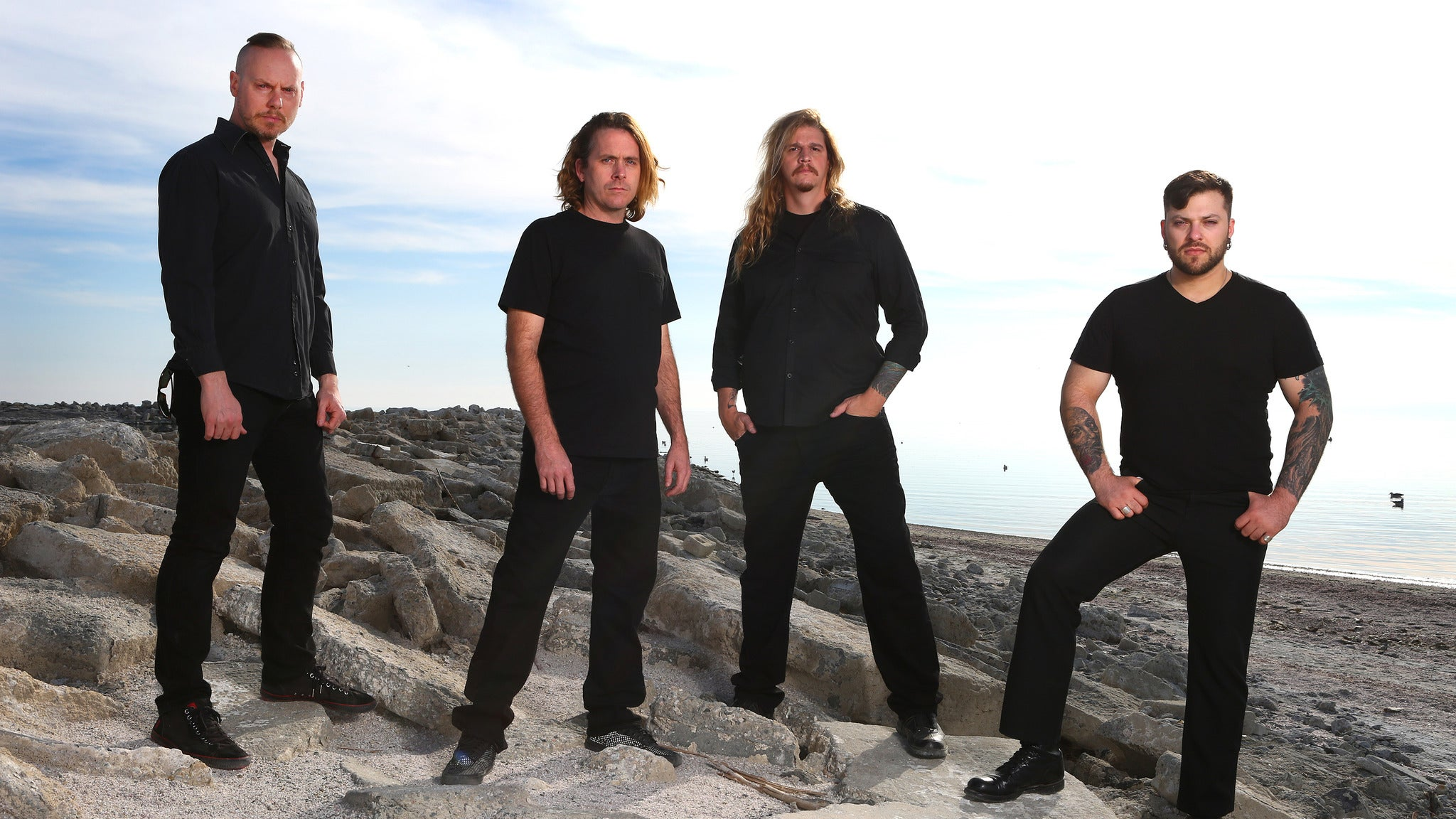 Cattle Decapitation at Strummer's