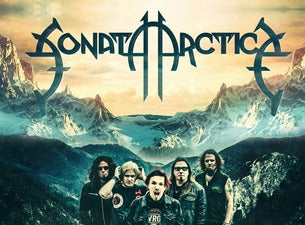 Sonata Arctica + Edge Of Paradise + Temple Balls, 2019-12-04, Madrid