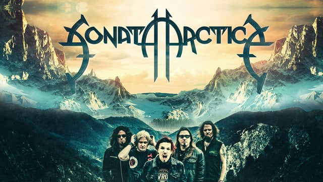 Sonata Arctica + Edge Of Paradise + Temple Balls