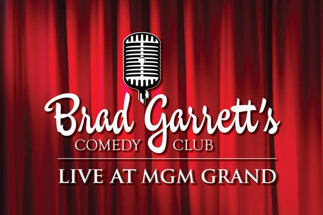 BGCC: Brad Garrett with Josh Sneed, Jeff Scheen & Kenny Garcia