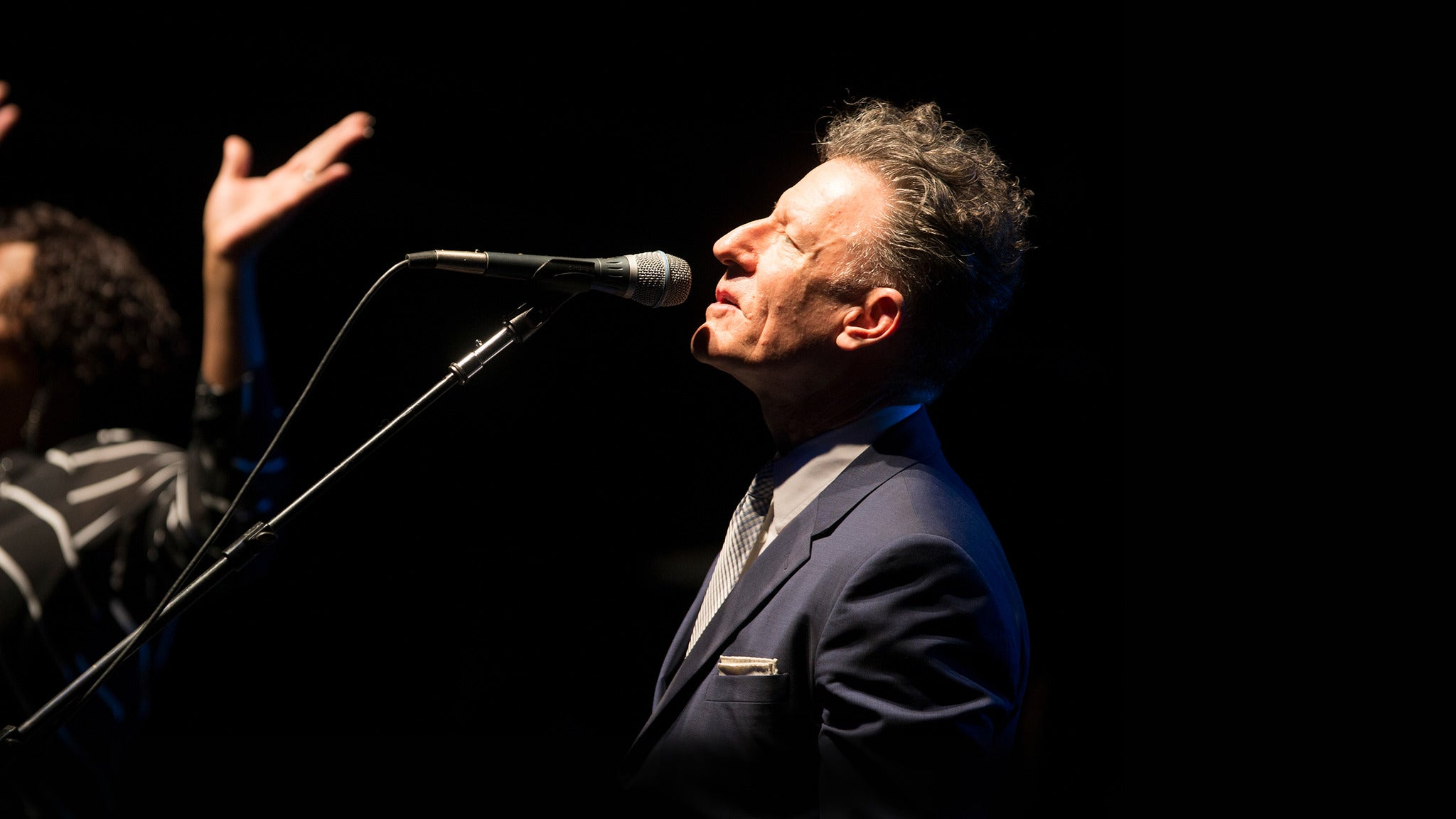 Lyle Lovett at Wilma Theatre-MT