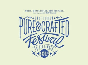 Pure&Crafted Festival Clubnight, 2019-09-27, Амстердам