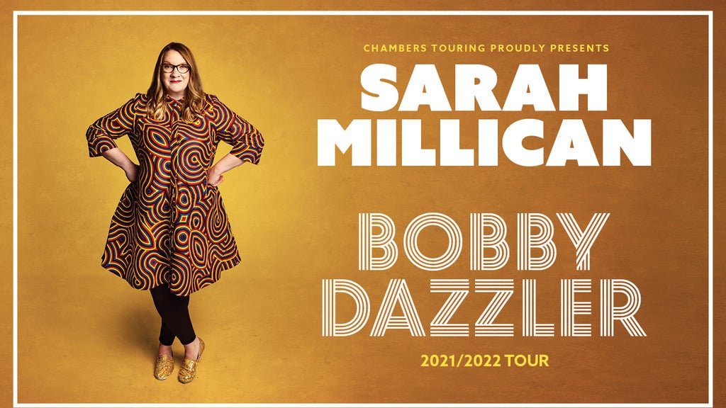 Sarah Millican: Bobby Dazzler Seating Plans