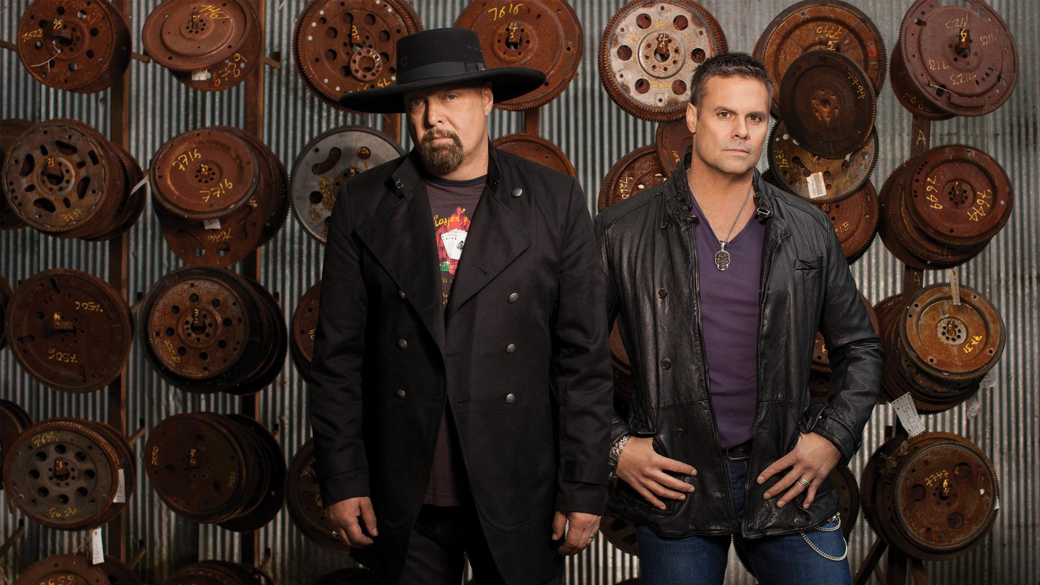 Montgomery Gentry at 8 Seconds Saloon