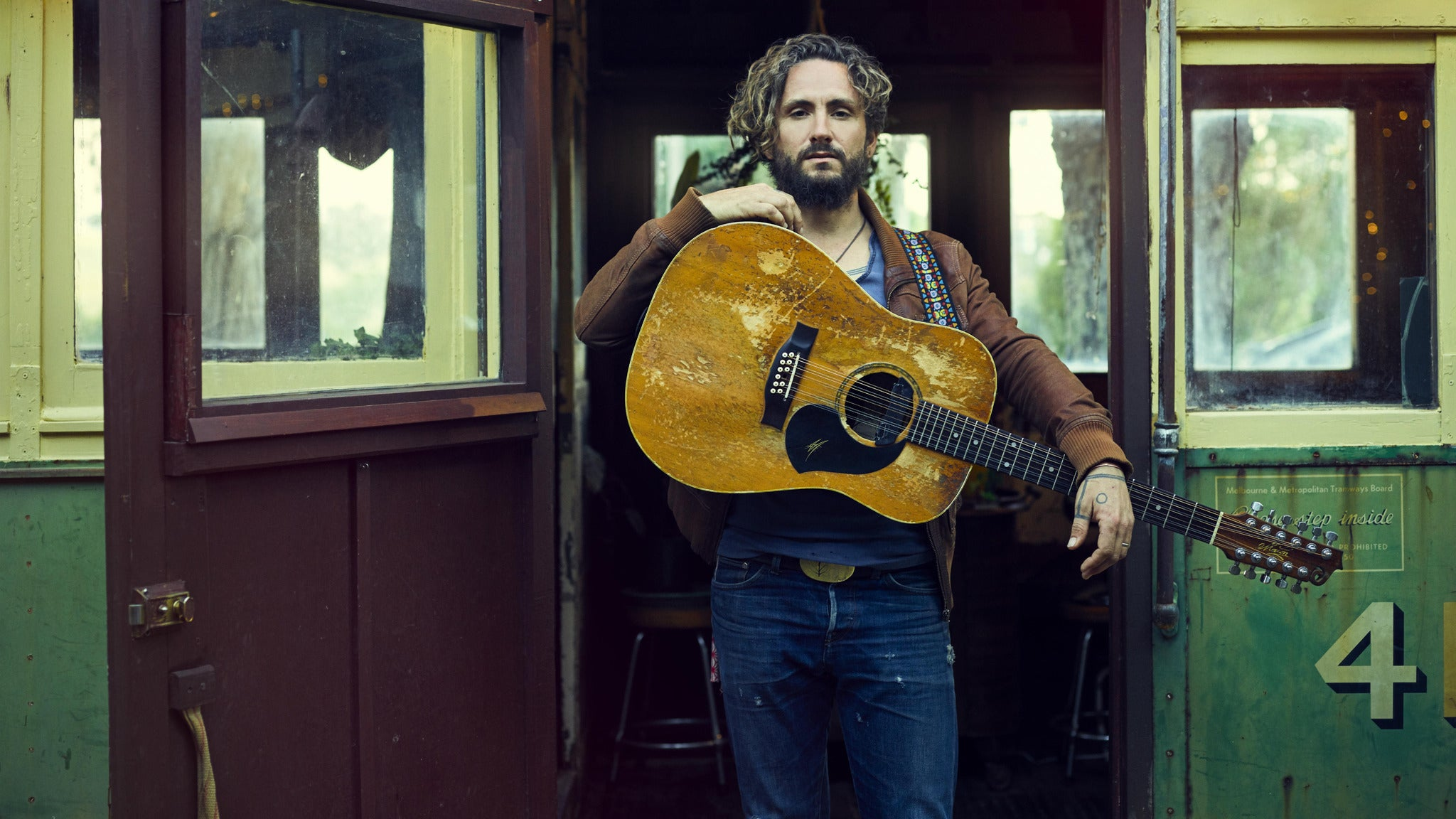 John Butler Trio at Soul Kitchen
