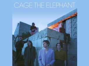 Cage the Elephant, 2020-07-08, Barcelona