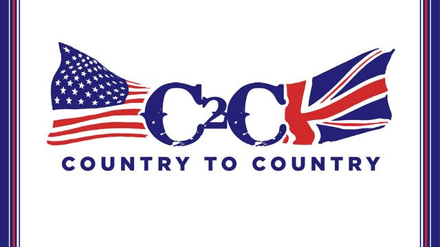 C2C: Country to Country 2020 - 3 Day Ticket