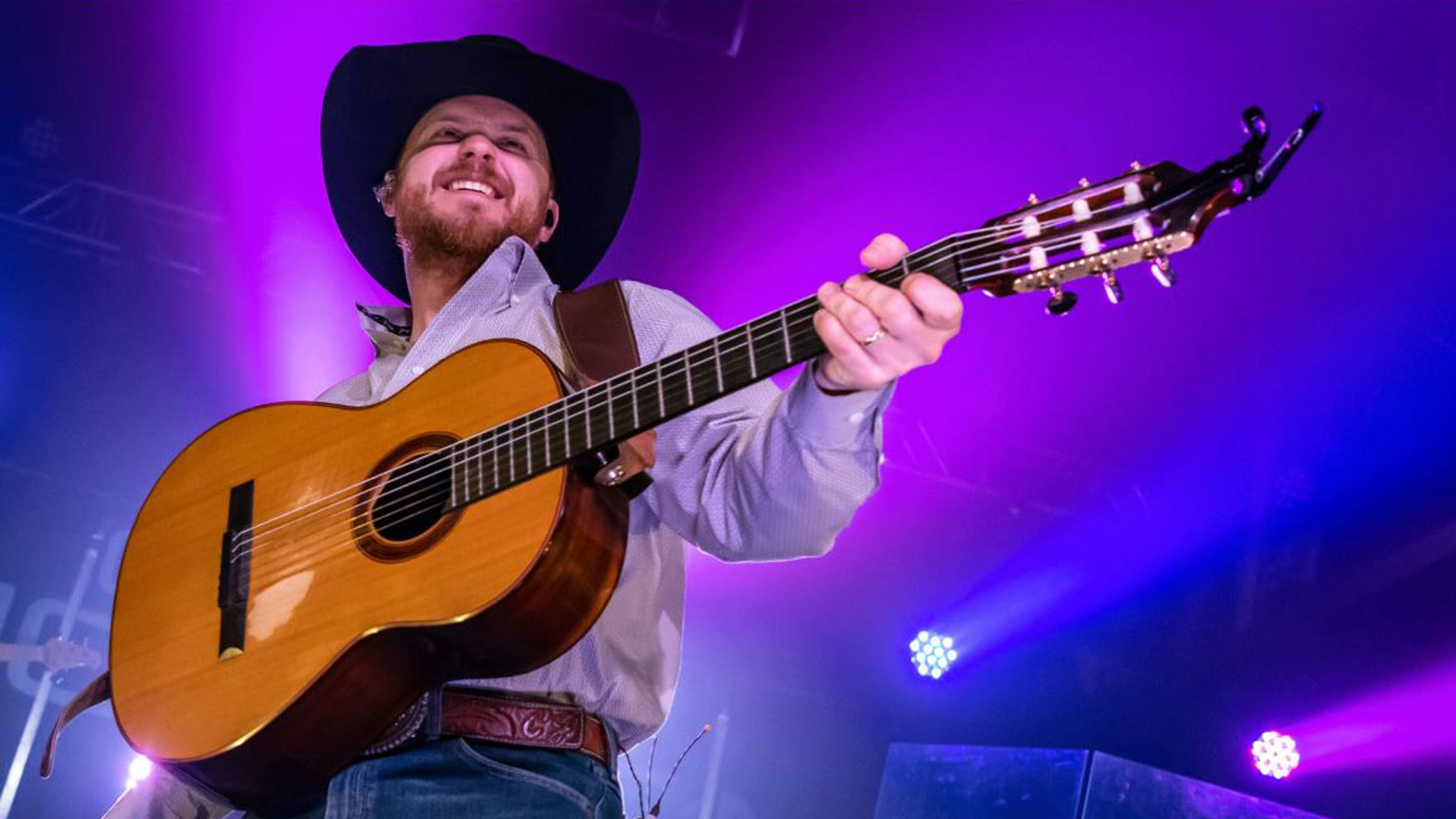 Cody Johnson Band at South Plains Fair Park Coliseum